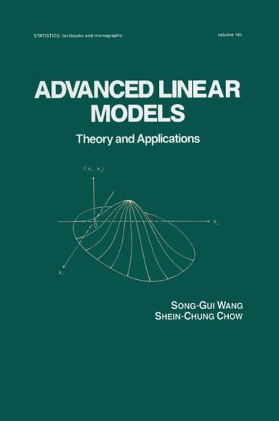 Advanced Linear Models