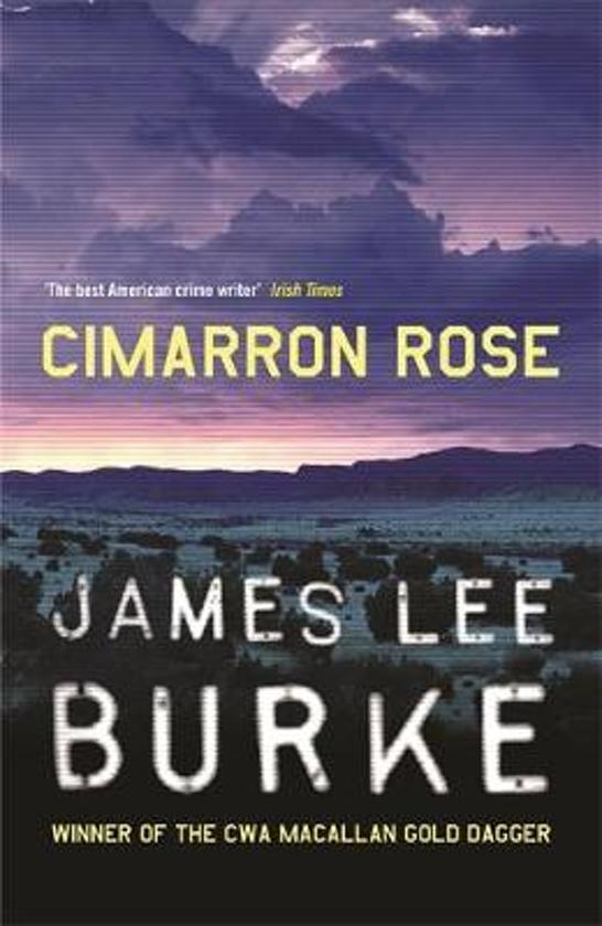 Bol Cimarron Rose James Lee Burke 9780752816104 Boeken