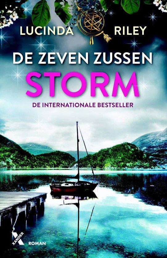 Boek cover De Zeven Zussen 2 - Storm van Lucinda Riley (Onbekend)