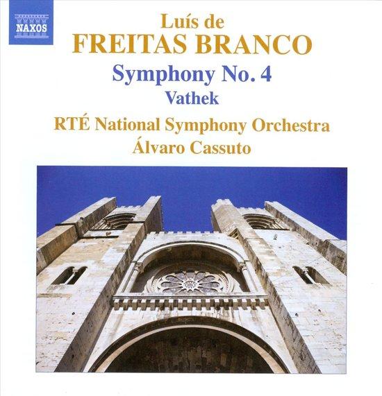 Freitas Branco: Orchestr. Works 4