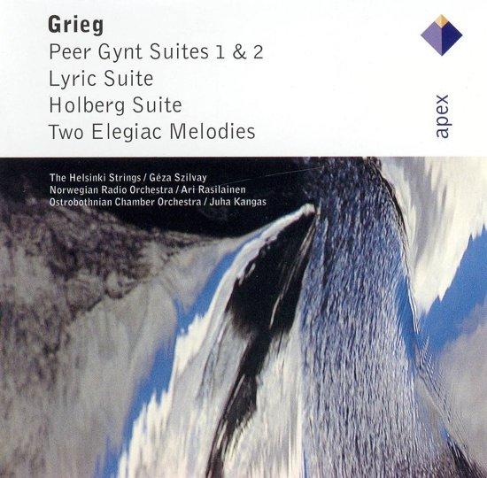 Peer Gynt/Holberg-Suites