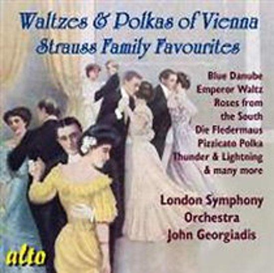 Waltzes and Polkas From Vienna