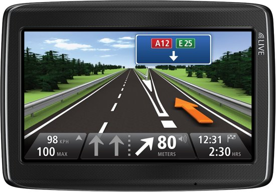 TomTom Via 135 M - Europa 45 landen - 5 inch scherm