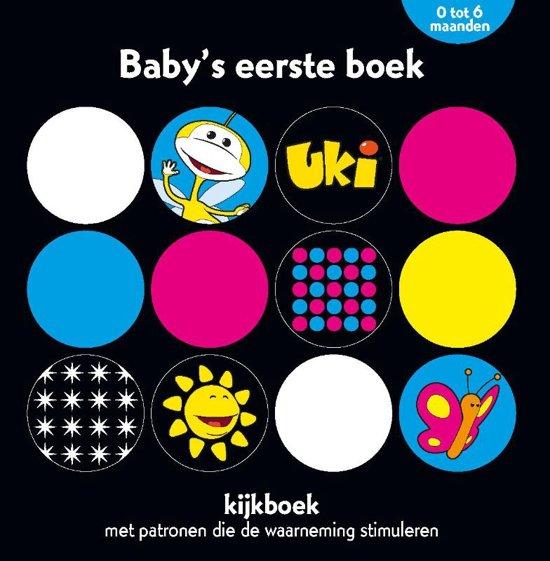 Uki 0 - Baby's eerste boek