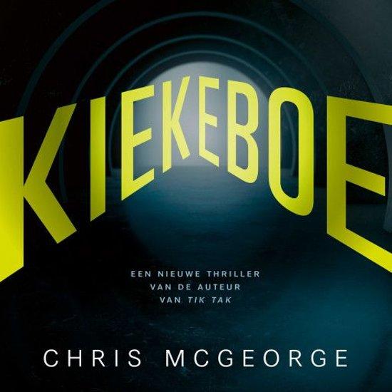 Boek cover Kiekeboe van Chris McGeorge (Onbekend)