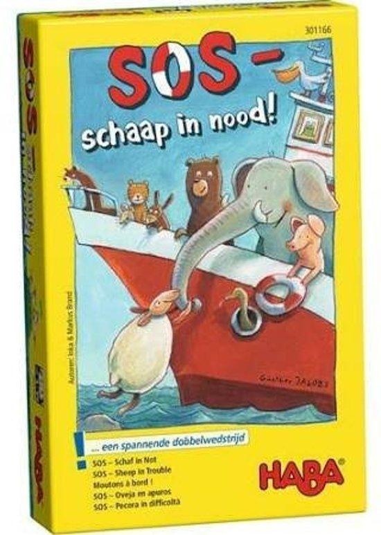 Afbeelding van het spel Haba SOS Schaap in nood