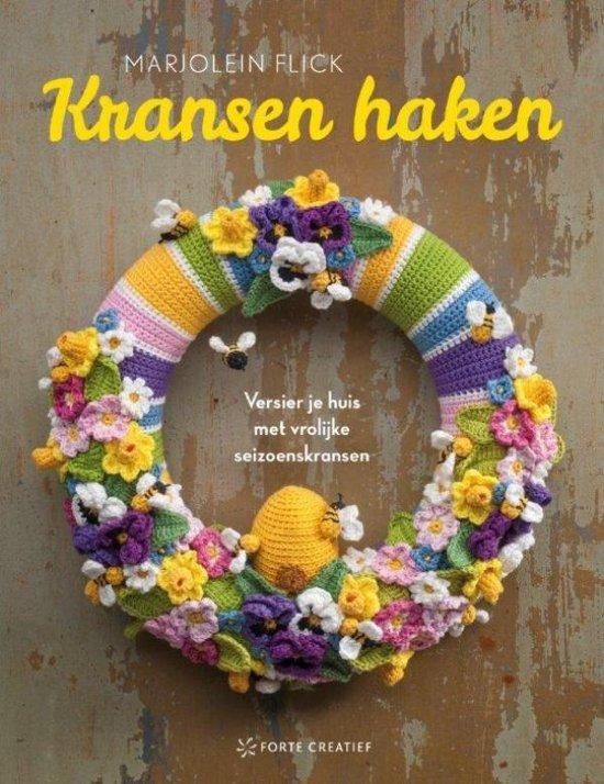 Bolcom Kransen Haken Marjolein Flick 9789462501218 Boeken