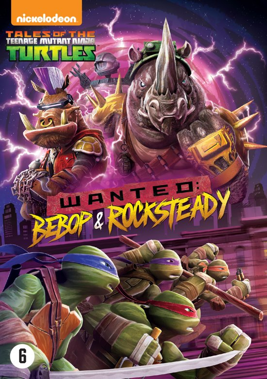 Tales Of The TMNT V1: Bebop & Rocksteady