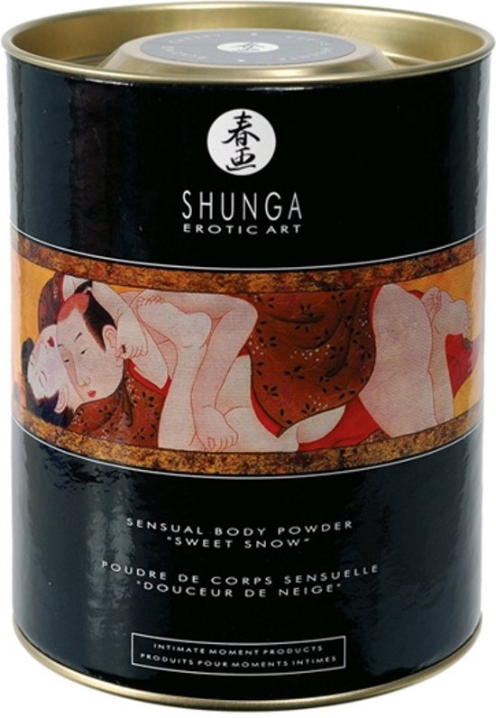 Shunga - Sensuele Poeder Kers