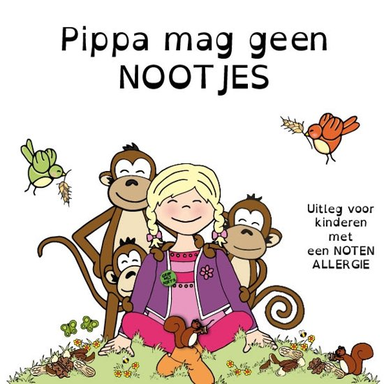 Pippa mag geen nootjes