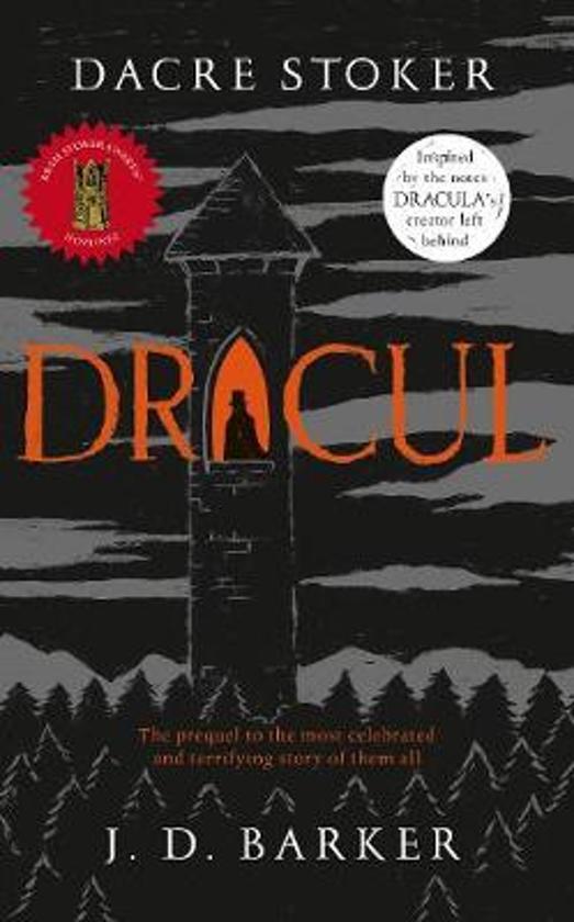 Boek cover Dracul van J D Barker (Hardcover)