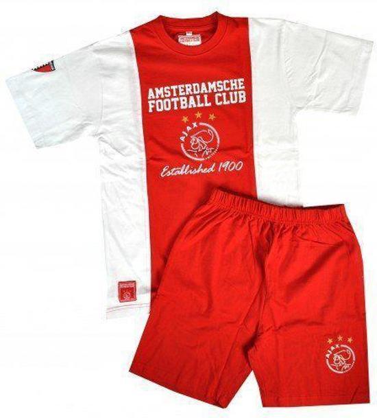 a2301f290fc bol.com | Ajax Shortama rood wit maat 164, Ajax | Speelgoed