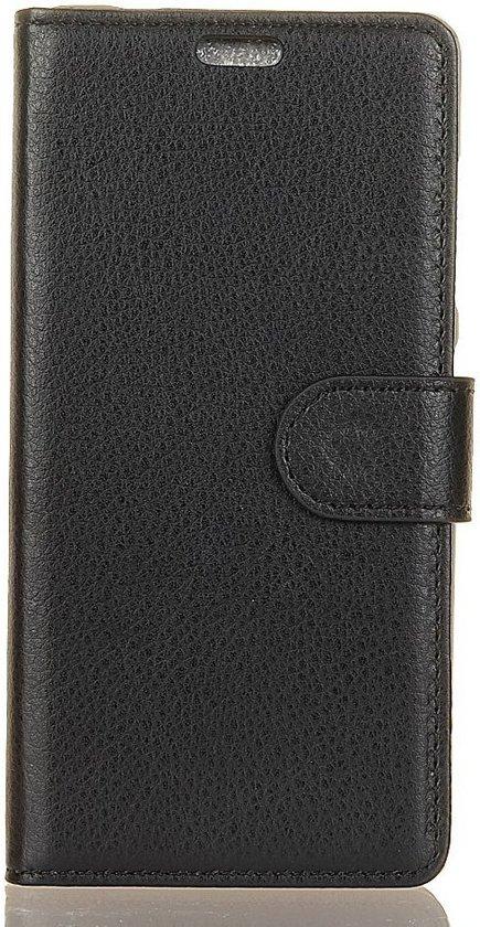 Smart Cover Noir Pour Wileyfox Rapide 2/2, Plus