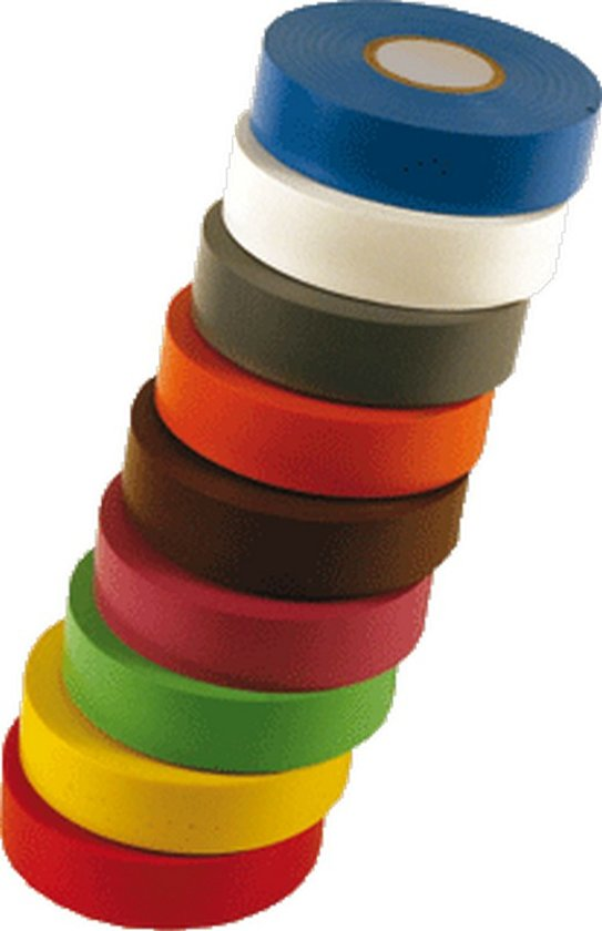 CELP zelfkl tape Premio 235, PVC, groen, (lxb) 20mx19mm, UV-bestendig