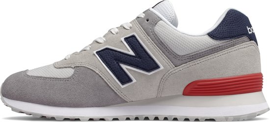 Heren Sneakers 42 Balance 574 White New Maat qTxtERwY