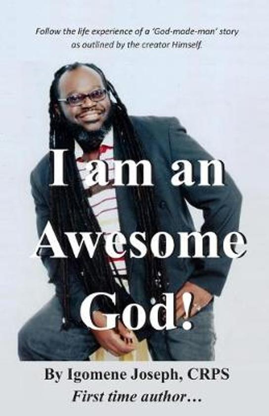 I am an Awesome God