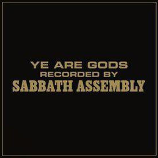 Ye Are Gods (Gold)