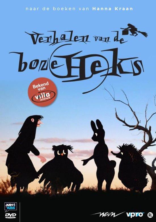 Verhalen van de boze heks (DVD)