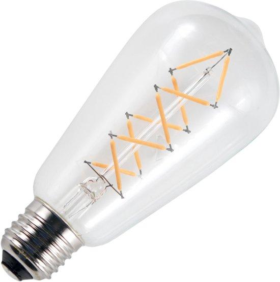 SPL LED Filament Rustika Deco - 5W / DIMBAAR