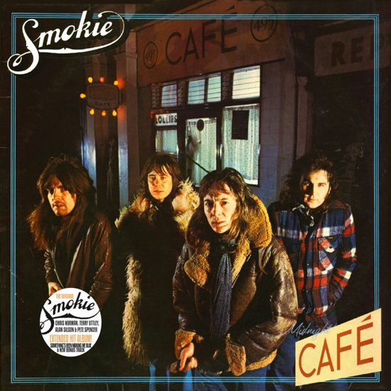 Midnight Cafe (New Extended Ve