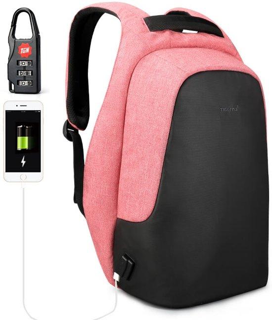 1c6f45ffe79 bol.com | Tigernu Trendy - laptop rugzak - anti diefstal - 12,5 tot ...