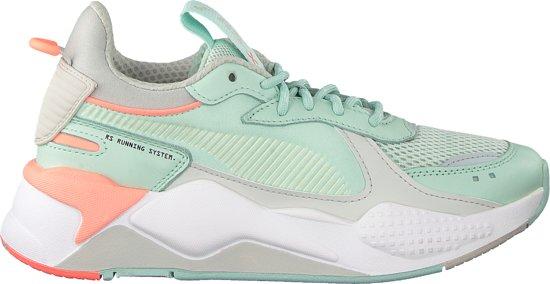 d444d0ec04a bol.com | Puma Dames Sneakers Rs-x Tracks - Groen - Maat 37
