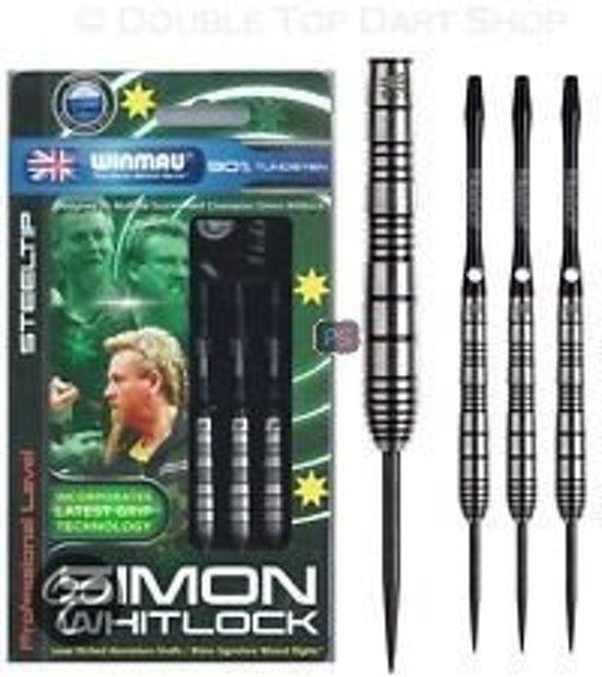 Simon Whitlock 90% Tungsten 26gr dartpijlen