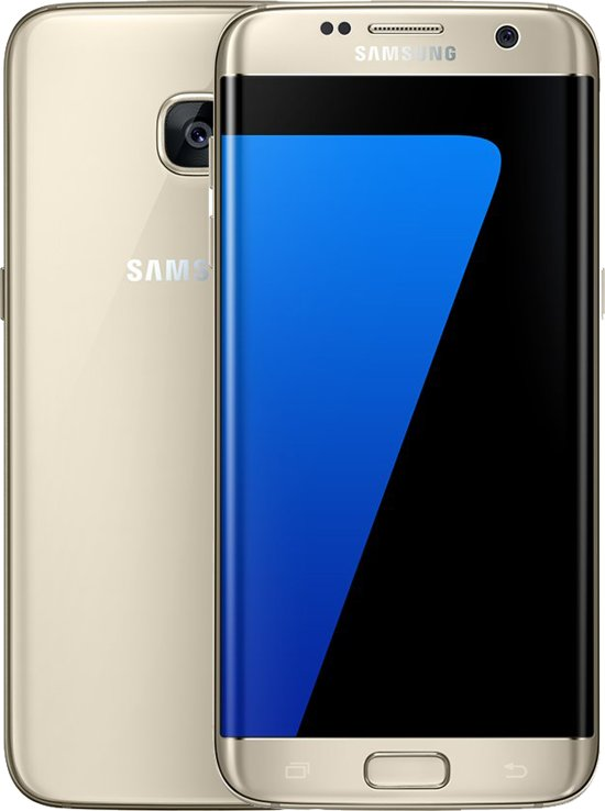 Samsung Galaxy S7 Edge - 32GB - Goud