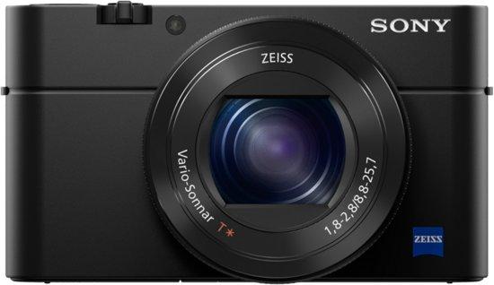 Sony Cyber-shot RX100 IV - Zwart