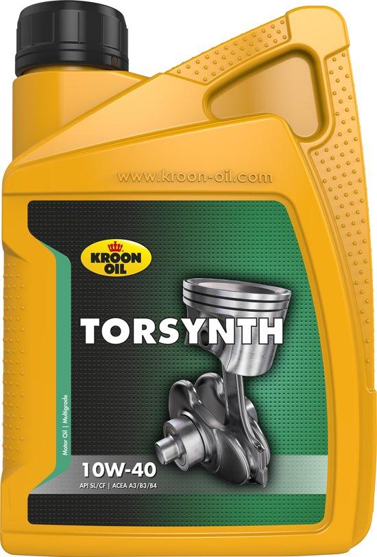 Kroon motorolie  02206 Torsynth 10W40 1L