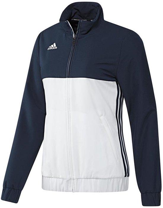 Adidas T16 Jack Dames Blauwwit Maat S