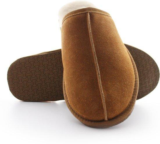 Heerlijk Heren Pantoffels T 5 Sloffen Maat 47 Warme m Walq 43 UUEwRqHr7