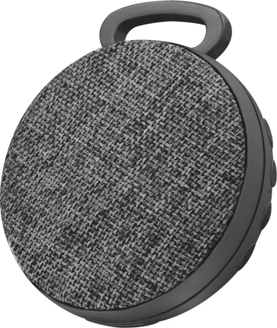 Trust Fyber Go Bluetooth Wireless Speaker Zwart