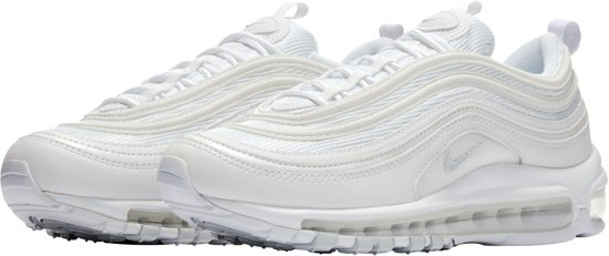 Nike Air Max 97 Sneakers Maat 40 Vrouwen witcrème