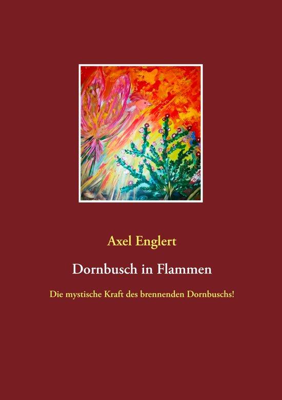 Dornbusch in Flammen