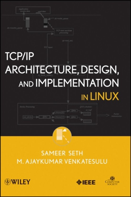 TCP/IP Architecture, Design, and Implementation in Linux
