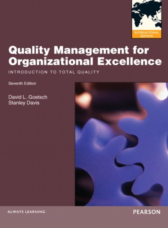 introduction to total quality management Total quality management (tqm) is a term initially coined by the naval air systems command to describe its management approach to quality improvement it has since taken on many meanings simply put, tqm is a management approach to long-term success through customer satisfaction.