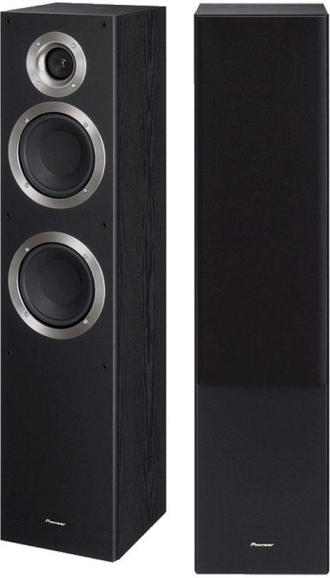 Pioneer S-ES21-LR-K - Stereo Speakers - 2 stuks - Zwart