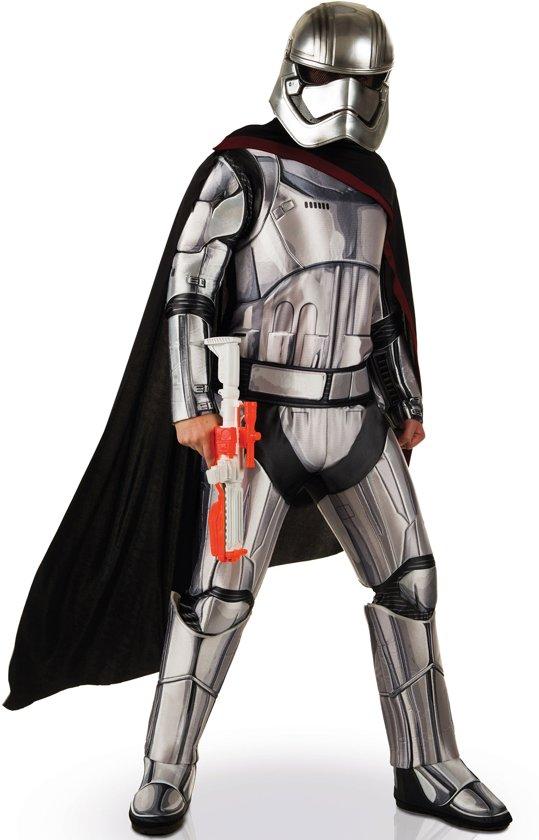 Star Wars VII Luxe Captain Phasma - Kostuum Volwassenen - Maat One size
