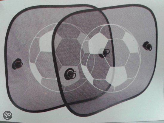 bol.com | TuningDiscount Gordijn Pop-out auto zonneschermen VOETBAL ...