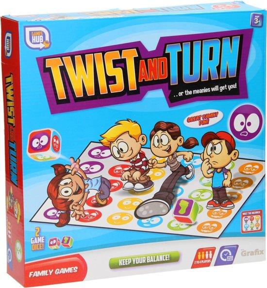 Afbeelding van het spel Twist and turn - Twister - Spel