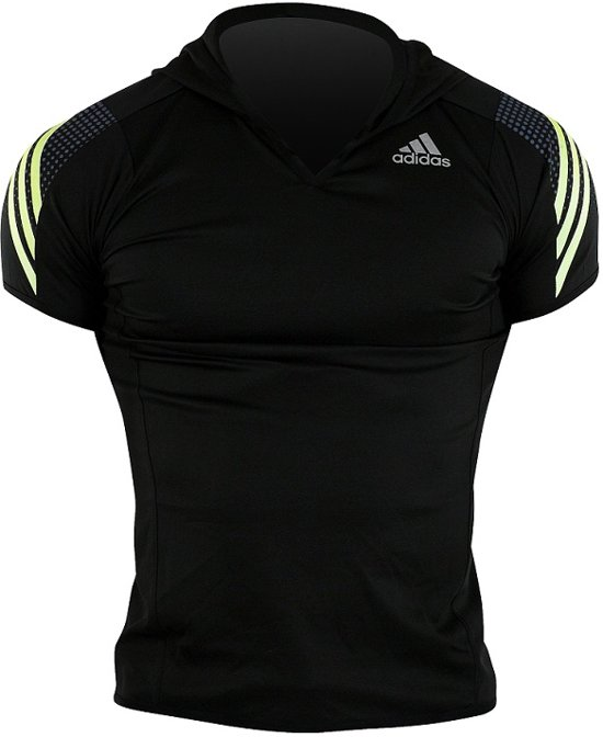 Adidas Speed Line Signature T-shirt Maat M