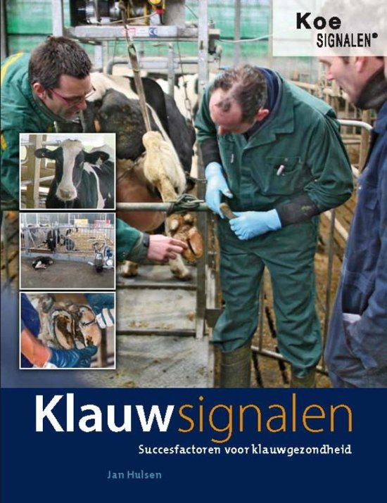 Klauwsignalen - Jan Hulsen