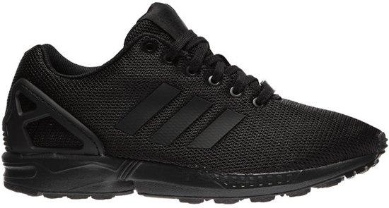 adidas ZX FLUX S32279 - schoenen-sneakers - Unisex - zwart/zwart - maat