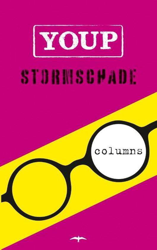 Boek cover Stormschade van Youp van t Hek (Paperback)