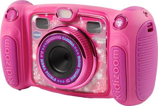 VTech Kidizoom Duo 5.0 Megapixel Roze - Kindercamera