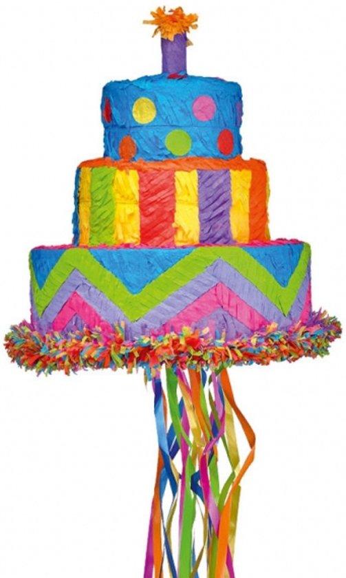 Pinata Verjaardagstaart Valentinaa