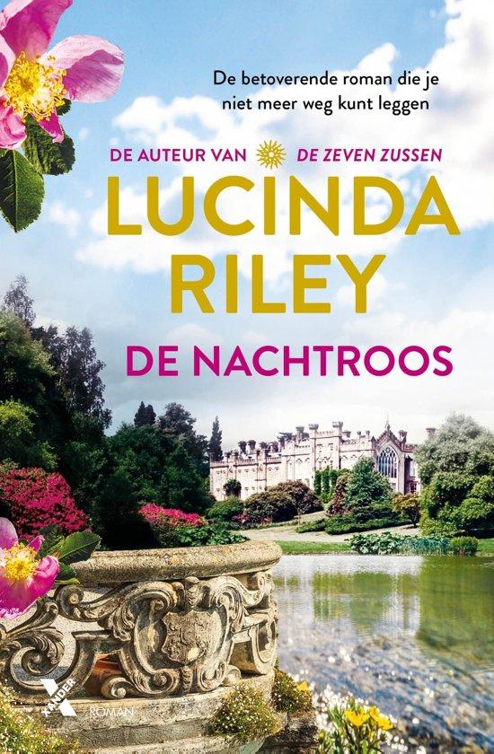 Boek cover De nachtroos van Lucinda Riley (Onbekend)