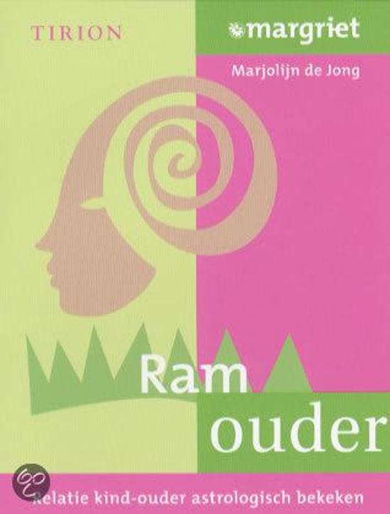 Ram-ouder - Marjolijn de Jong pdf epub