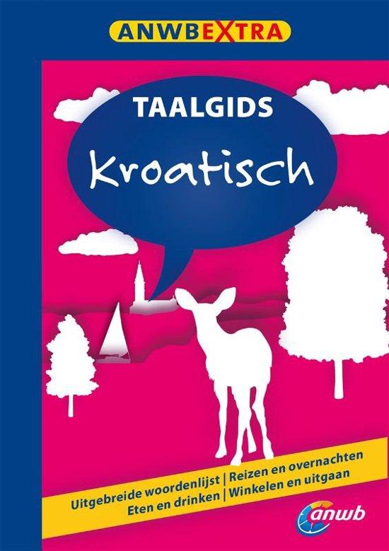 ANWB Taalgids Kroatisch cover